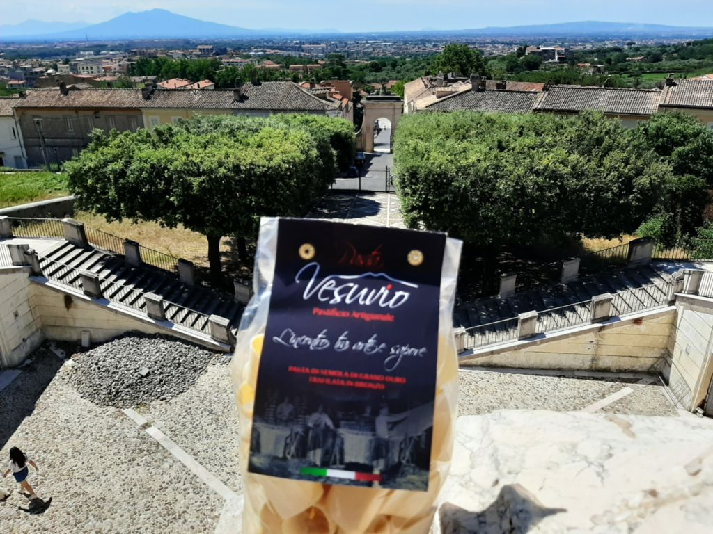 Past Vesuvio - Belveder di San Leucio